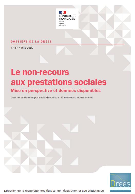 Dossier : le non-recours aux prestations sociales - Mise en perspective et données disponibles
