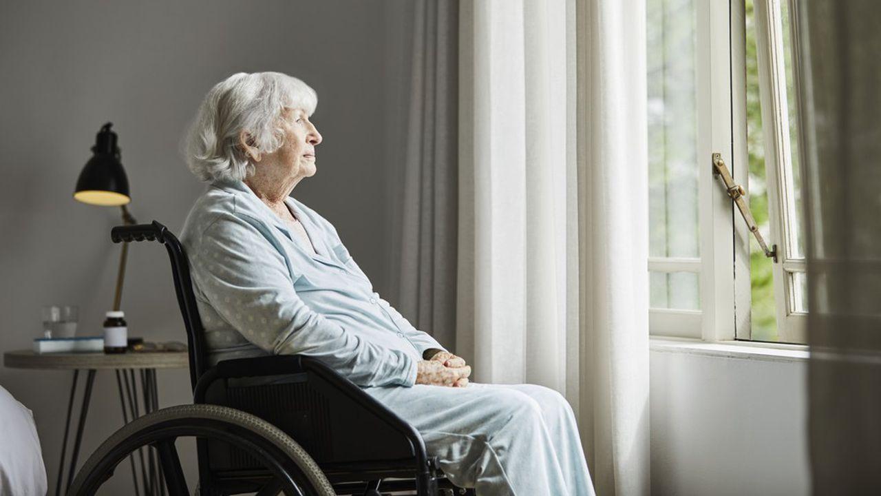 Perte d'autonomie : 108 000 seniors de plus en Ehpad d'ici 2030 à pratique inchangée