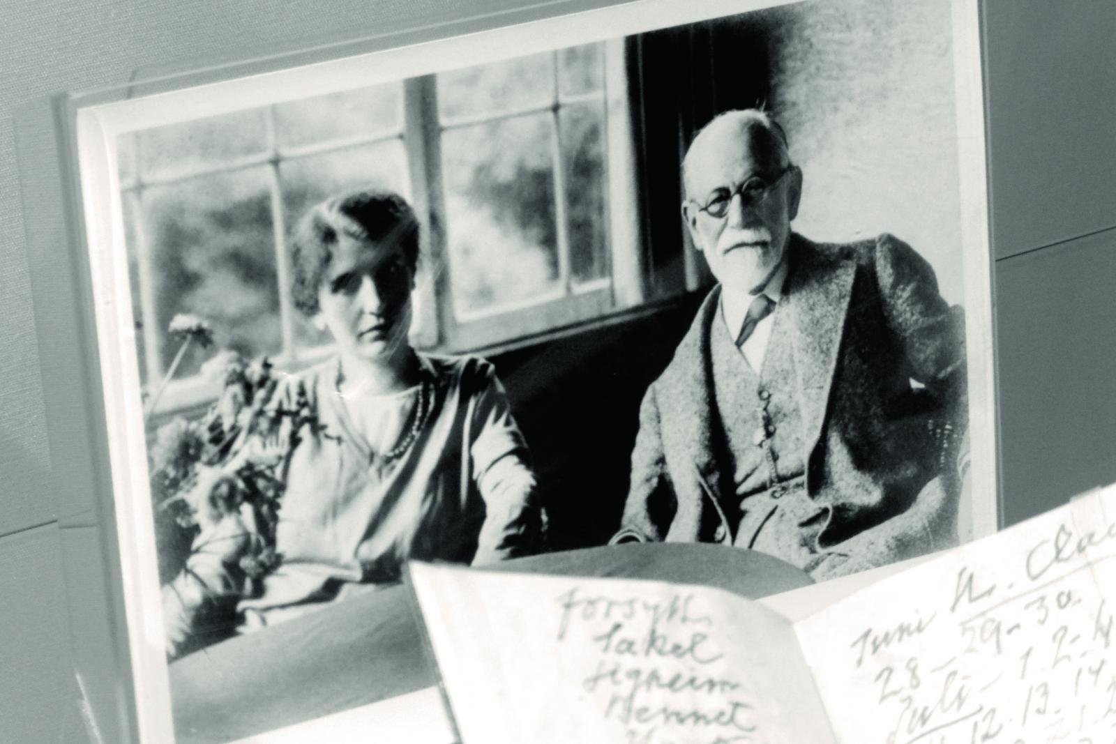 Sigmund Freud, un juif sans Dieu