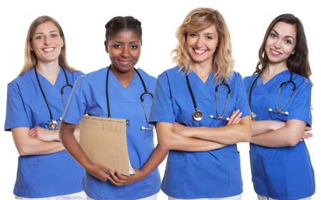 Lutte contre la Covid-19 : renforcer le rôle des infirmières