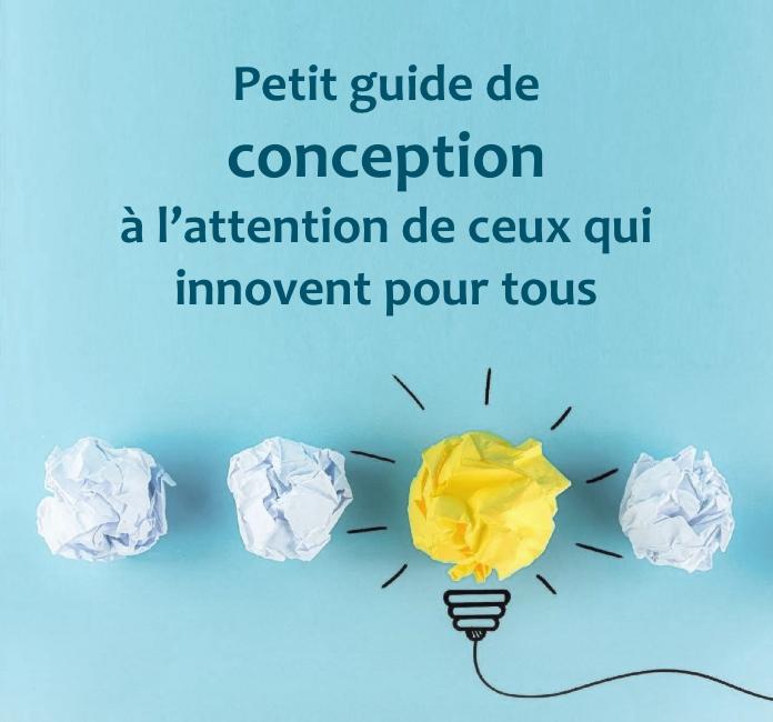 APF France Handicap propose un guide de conception inclusif pour l'innovation de demain