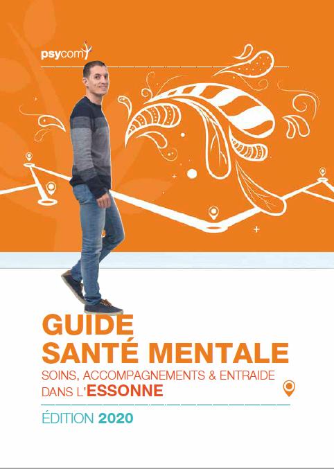 Psycom publie un guide des ressources en santé mentale en Essonne