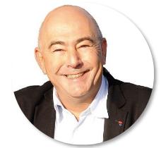 François Hummel Directeur du Clubhouse