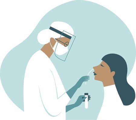 Covid-19 : les infirmiers autorisés à pratiquer des tests sans prescription
