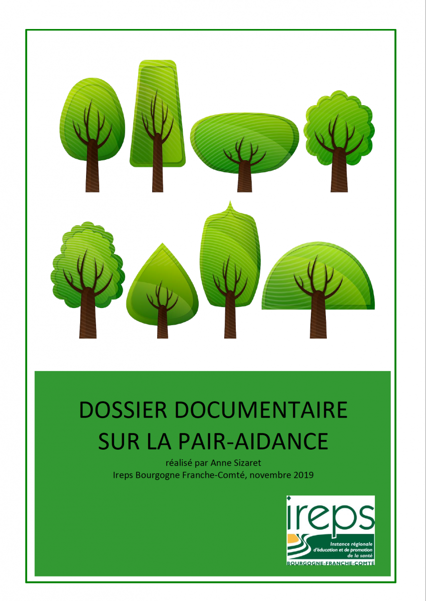 Dossier documentaire sur la pair-aidance