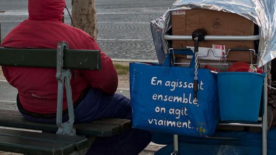 A Nanterre, une fondation pour la recherche sur la précarité et l'exclusion
