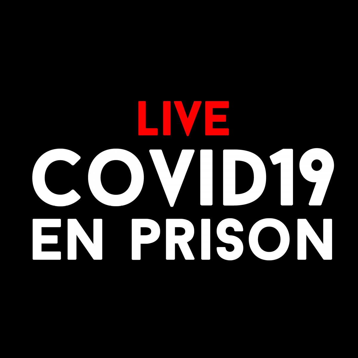 Covid-19 en prison : des organisations saisissent en urgence le Conseil d'État