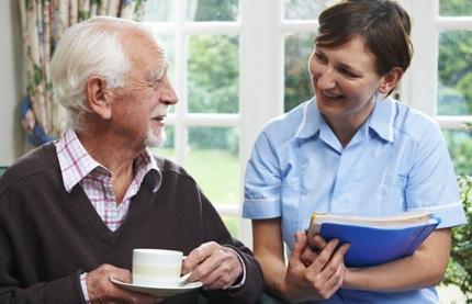 Alzheimer : de l'impact de l'absence de la blouse des soignants...
