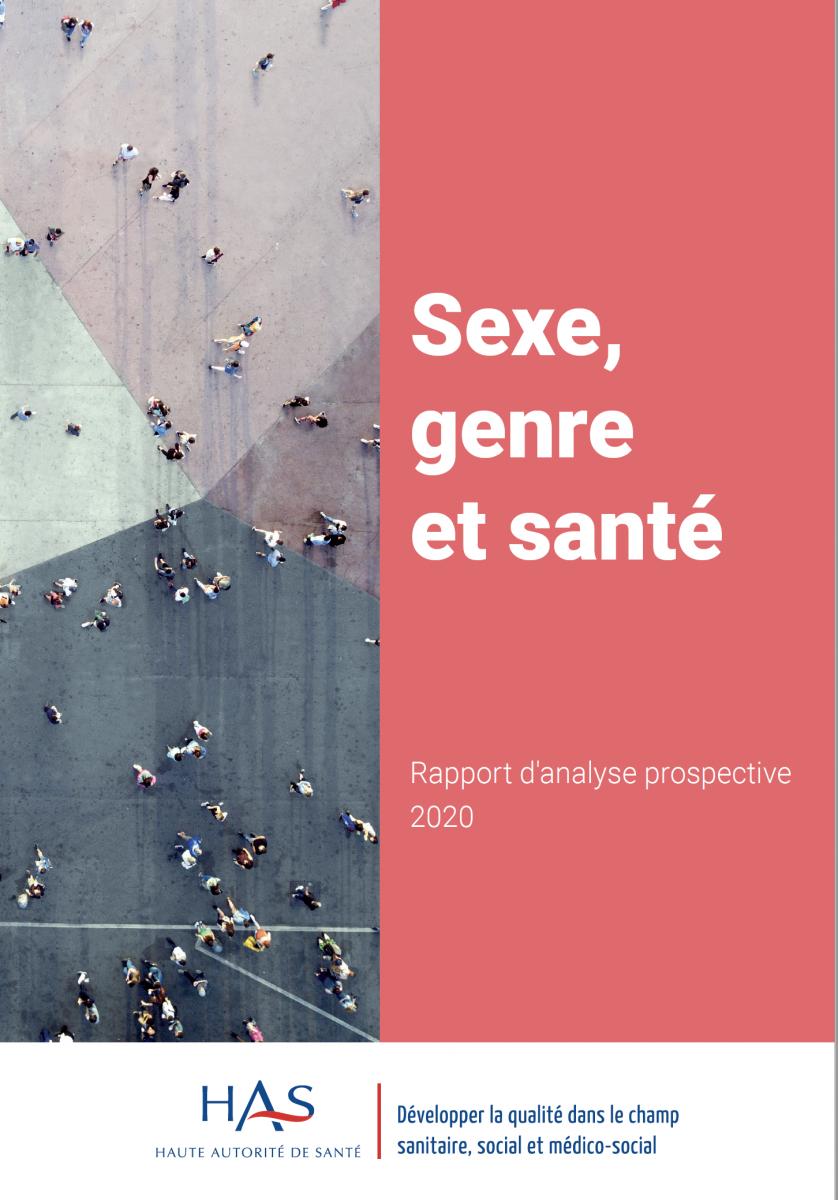 Sexe, genre et santé