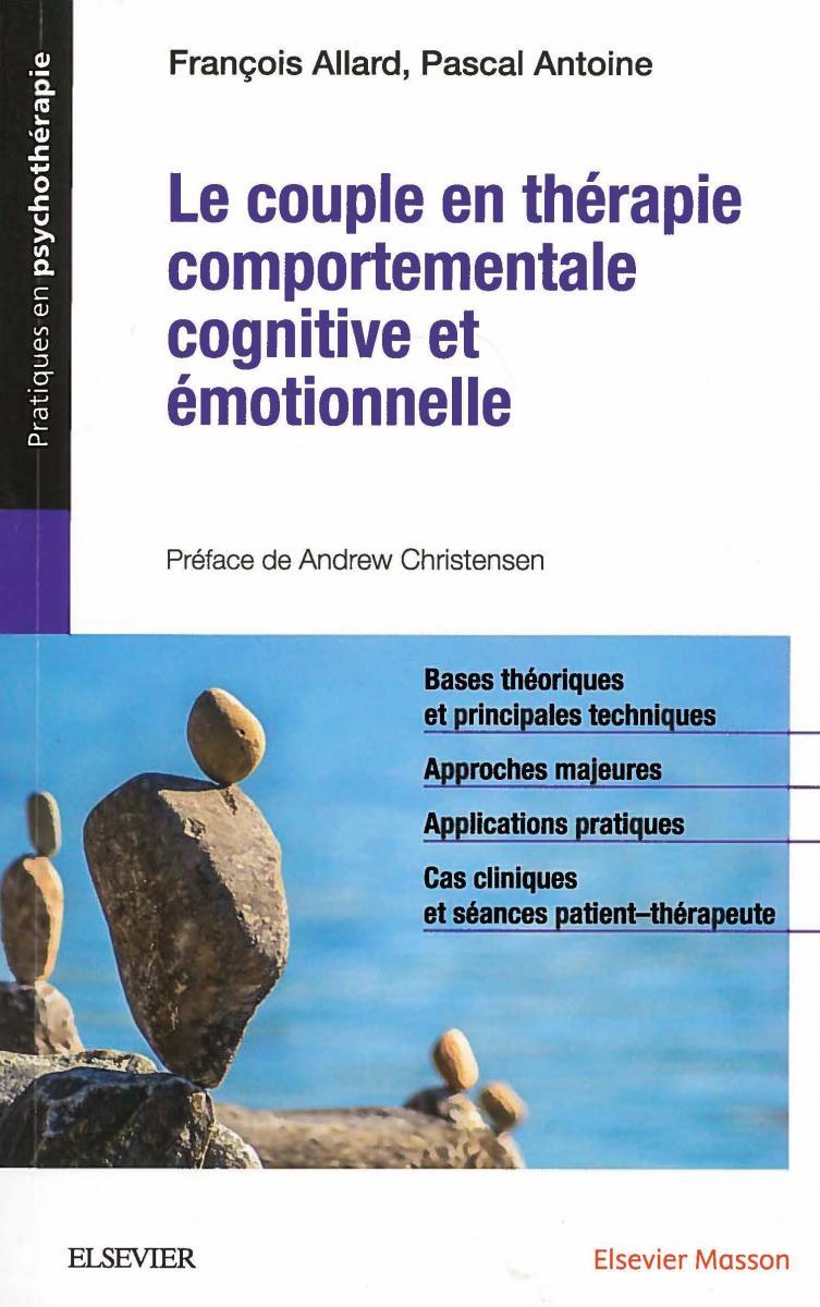 Le couple en thérapie comportementale cognitive et émotionnelle