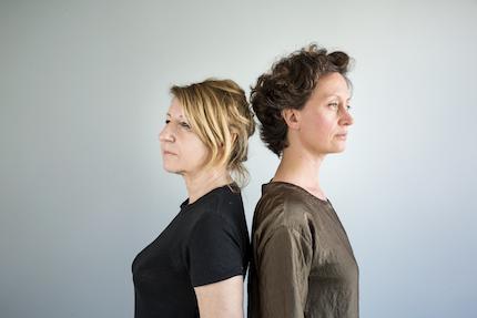 Ghislaine Ferreira et Delphine Perrin