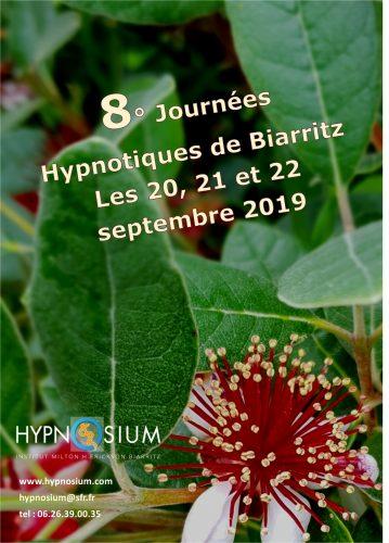 8es Journées hypnotiques de Biarritz