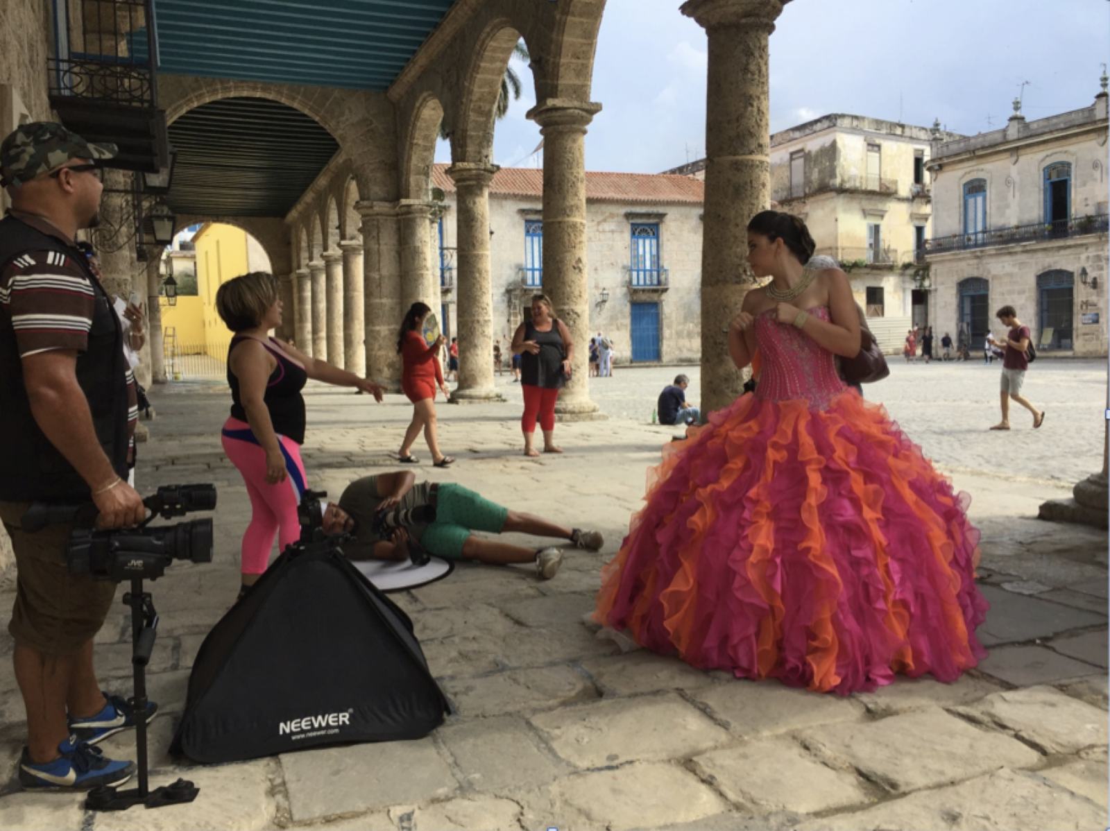 Les Cendrillons de la Havane