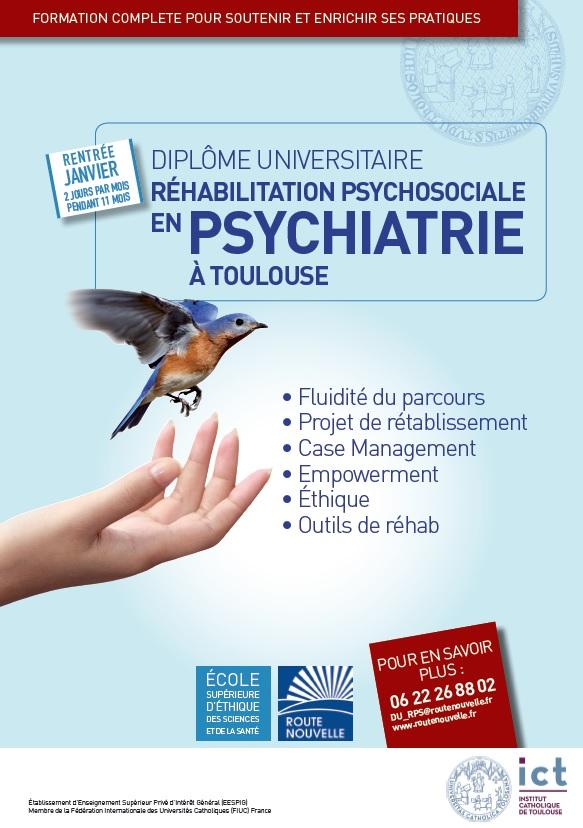 Santé Mentale Du Réhabilitation Psychosociale En Psychiatrie