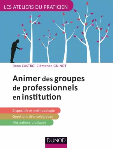 Animer des groupes professionnels en institution