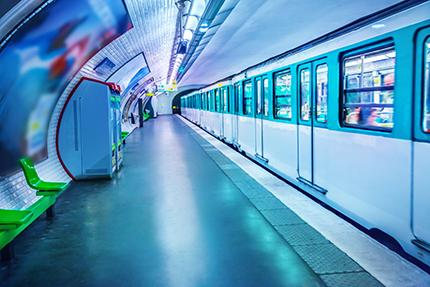 L'épreuve du métro