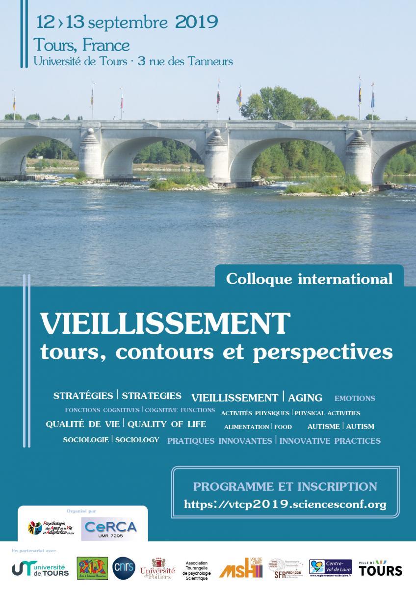 VIEILLISSEMENT: TOURS, CONTOURS ET PERSPECTIVES